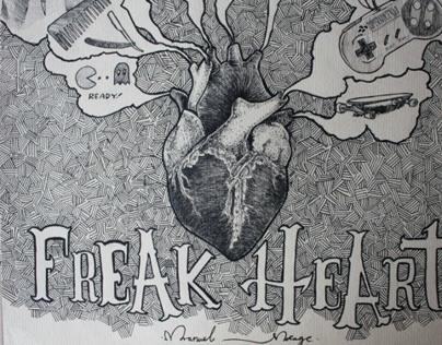 Freak Heart (El corazón de Carlos)