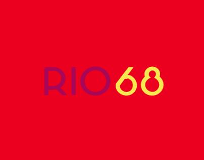 Rio68 Font