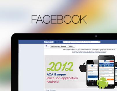 AXA Banque (Facebook Infos)