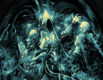 Malthael - Angel of Death