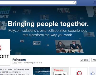 Polycom Social Media