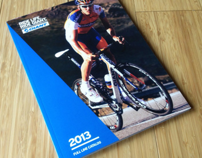 Giant Bicycles 2013 Product Launch Kit