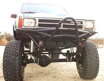 '88 4Runner - Suspension, Axles, Bumpers