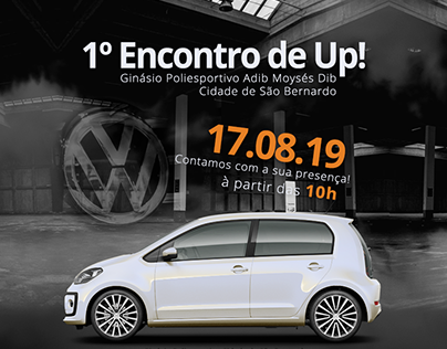 1º Encontro de Up! do ABC