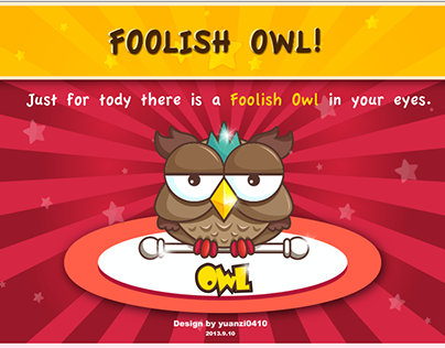 Foolish Owl~`