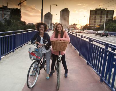 Twój ruch wybierz rower