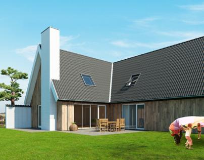 House in Eskilstrup