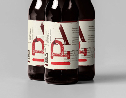 Feo - Beer label and identity