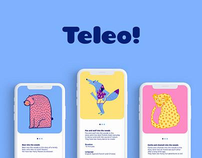 Teleo! App