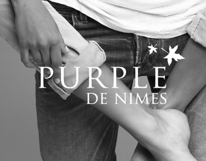 Purple Denimes SS 2014