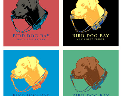 T-Shirt Designs for Bird Dog Bay