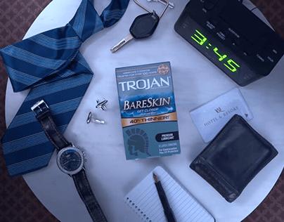 Trojan Condoms Storyboard & Video Ad