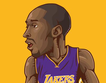 NBA players - Kobe