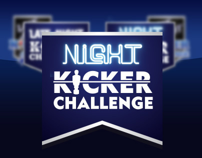 Night Kicker Challenge