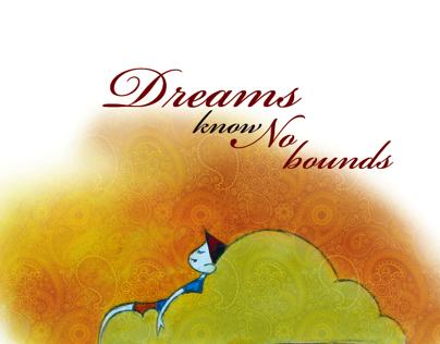 Dreams know no bound