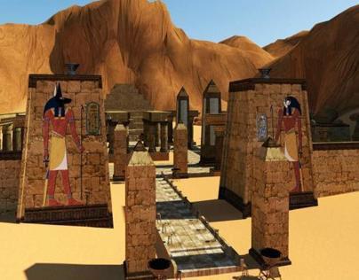 Hamun-Dei, City of the Dead