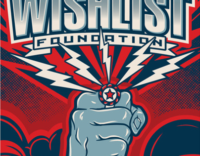 PEARL JAM FAN ART- The Wishlist Foundation
