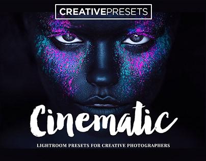 Cinematic Lightroom Presets By:CreativePresets