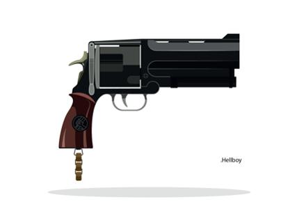 weapon of heroes