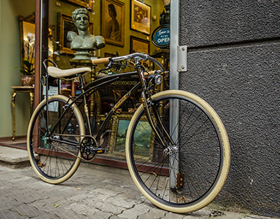 Pegas Bicycle 2015 collection