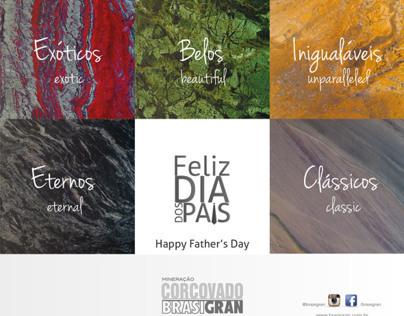 Brasigran - Dia dos Pais 2013