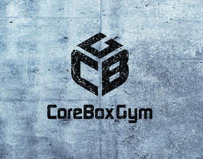 CoreBox Gym Logo