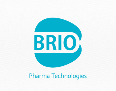 Branding for Brio Pharma Technologies