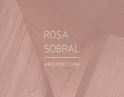 Logo for Rosa Sobral Arquitectura