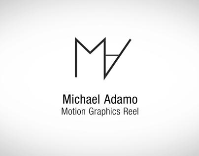 Motion Graphics Reel: September 2013