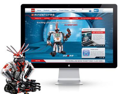 LEGO® MINDSTORMS Web Design 2013
