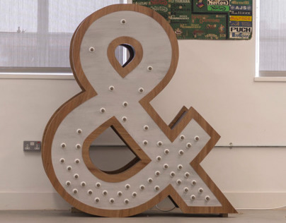 Ampersand - Final Major Project