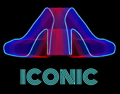 Icona Pop Album/Brand Identity Design