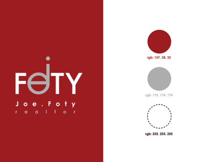 Realtor Brand Identity Design