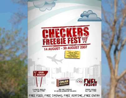 Checkers Student Campaign