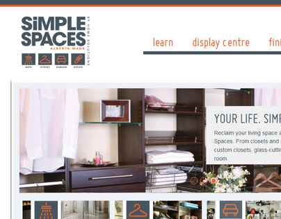 Simple Spaces (2012)