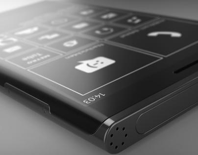 Phone Concept Lumia 999