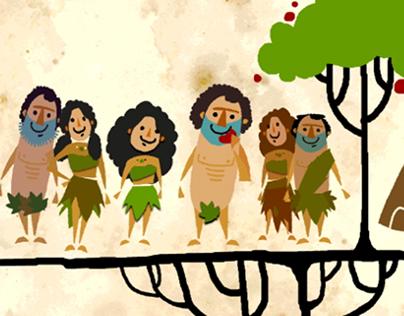 Animated film : Navchakra