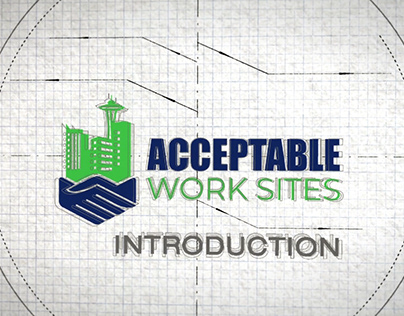 City of Seattle - Acceptable Work Sites