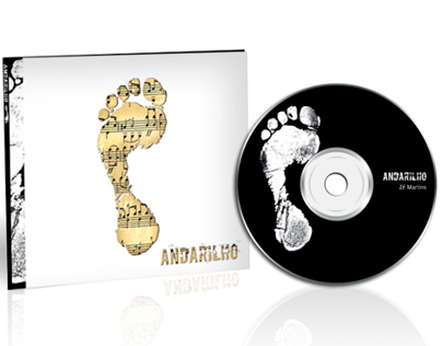 Design cd - Andarilho