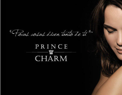 Prince Charm. Few decent things both of you