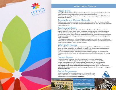 Design: IMA International