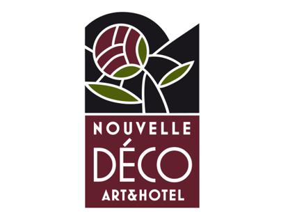 Nouvelle Decò Hotel - Logo
