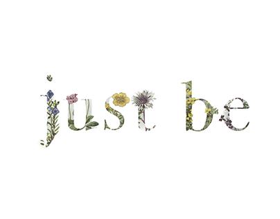 Flower Font [A-Z]