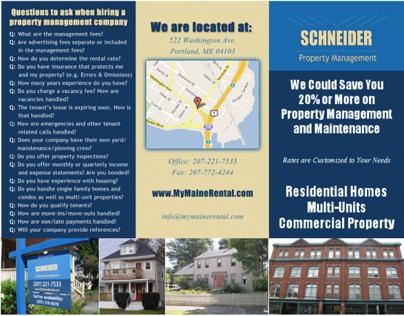 SPM: Brochure