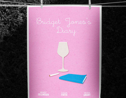 Movie Poster: Bridget Jones's Diary