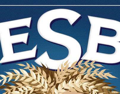 ESB Beer Label (50ft)