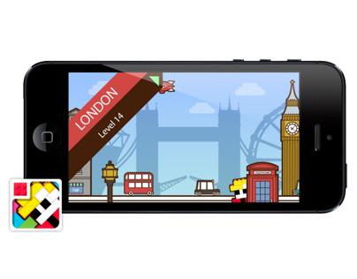 LEGO® Life of George - London Level