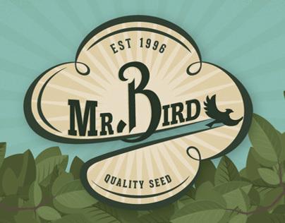 Mr. Bird Branding (50ft)