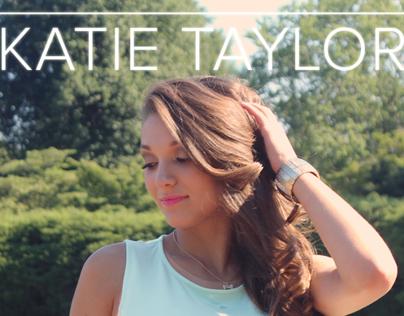Katie Taylor Album Cover