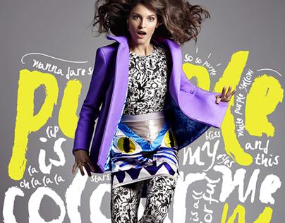 Lenka Srsnova Fashion Editorial